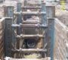 Výstavba kanalizací a čističek odpadních vod