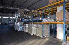 Logistika, skladování