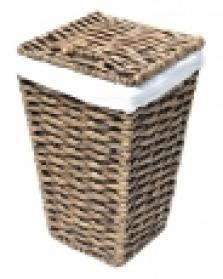 Prádlový kôš z prírodného materiálu