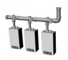 Plastové komínové systémy a komponenty