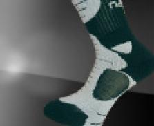 Antibakteriální ponožky