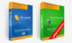 Redakční systém, publikační software ACE webCMS