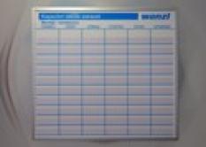 Plánovací tabule, posuvné systémy