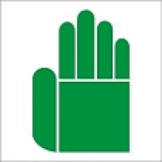 Ohňovzdorné rukavice