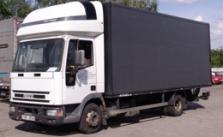 Pronájem nákladních a užitkových vozidel