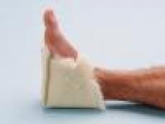 Antidekubitní podložky podložky pod patu