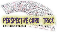 Kouzelné karty Perspective Card Trick