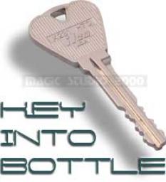 Kouzelnický klíč Key into bottle