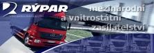 Josef Rýpar - mezinárodní a vnitrostátní doprava a zasilatelství