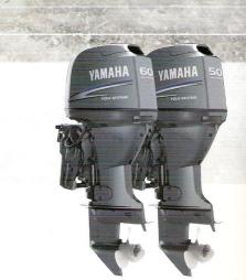 Lodní motory Yamaha F30 až F60