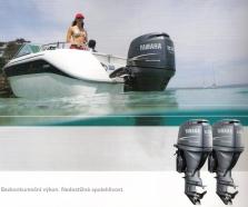 Lodní motory Yamaha F80 až F115
