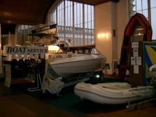 Služby v oblasti lodní dopravy