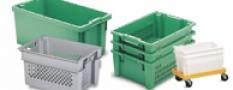 Zasúvacie plastové prepravky