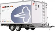 Mobilné parné kontajnery