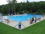 Bazén k dispozícii