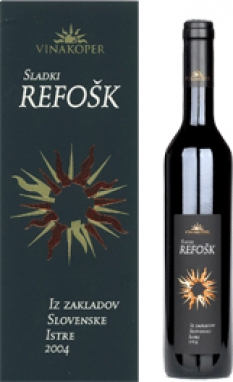 Vína Refošk