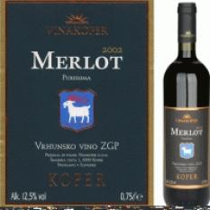 Víno Merlot Purissima