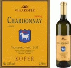 Víno Chardonnay Labor