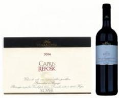 Vína Refošk Capris