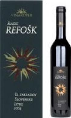 2001 Sladki Refošk