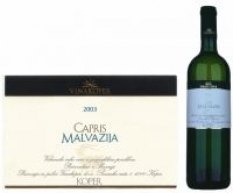 Malvazija - Capris Gastronomy
