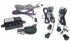 Parkovací systém s HUD projekčním displejem