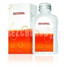Biotermal kúpeľová soľ - krása pokožky, telesná a duševná rovnováha