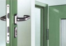 Hliníkové vnitřní dveře