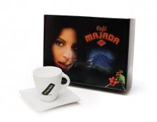 Dárkové balení kávy Café Majada.