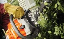 Benzínové zahradní nůžky