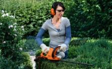 Elektrické zahradní nůžky