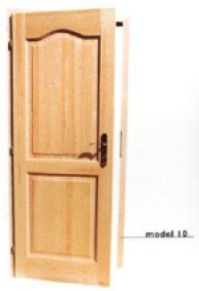 Dveře profilované