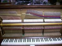 Drobný servis pian u zákazníka