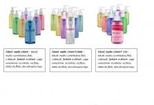 Tekuté reklamné mydlo na ruky