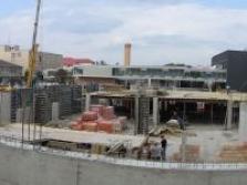 Stavební činnost - betonové monolitické konstrukce