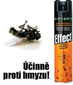 Ochrana před hmyzem Effect