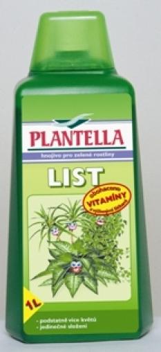 Plantella List