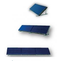 Solárně - termické kolektory pro bytové domy