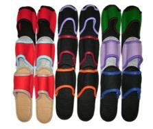Pantofle s otevřenou špicí