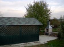 Vonkajšie vybavenie Penziónu Fialový dom