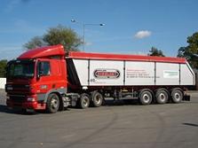 Autodoprava - logistika, spedice