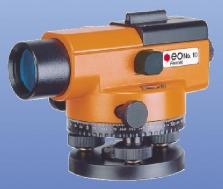 Nivelační přístroje a lasery GeoFennel, Quante a Nedo