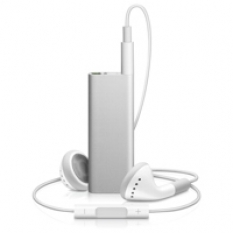 MP3 player - iPod shuffle 2GB silver