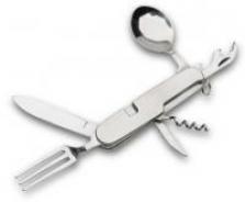 Nože a příbory