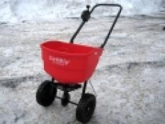 typ posypového vozíky SA 15 SA 15