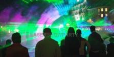Venkovní laser show