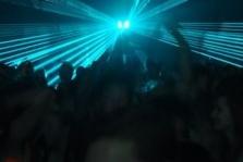 Vnitřní lasershow