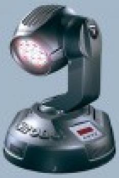 LED Otočné hlavy