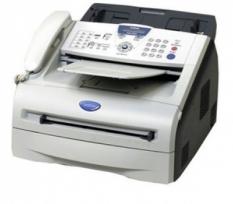 fax BROTHER laserový (so sluchátkom)