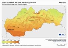 Solárna mapa